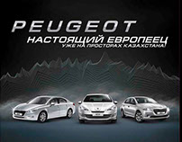 ALLUR AUTO / PEUGEOT / Adaptation of the campaign