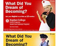 Kaplan ads