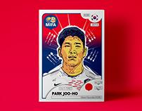 Park Joo Ho | MIFA Project