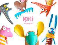 Superteam Marli toys