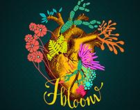 I bloom!