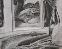 Still Life and Figure Drawings