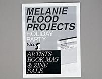 Gallery Program: Melanie Flood Projects