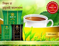 Season Tea advertisement