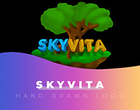 SkyVita Server Logo - Minecraft