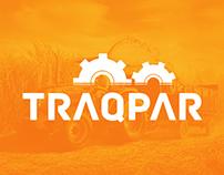 Traqpar | Branding