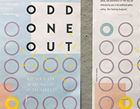 Odd One Out Posters