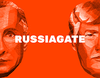 RUSSIAGATE - An illustrated visual story