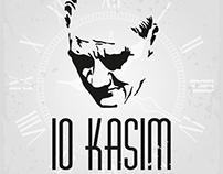 Atatürk 10 Kasım - Burak Baysal