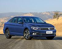 Volkswagen Jetta 2020 Review design