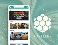 Turtlery— A Sustainable, Plastic-free Food Delivery App