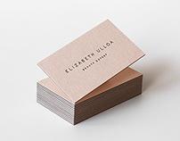 Elizabeth Ulloa – Branding, Website