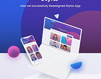 Styloo - App & Website design
