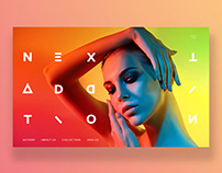 Next Addition UI UX Branding Design