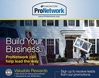ProNetwork Quick Benefits Ad