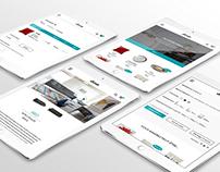 Dom// projet fictif e-commerce