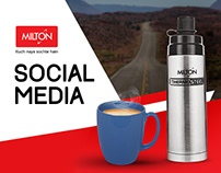 Milton Social Media