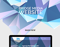 Bridge media Website