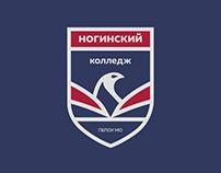 Coat of arms of Noginsk College