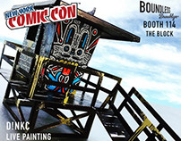 DINKC x Comic Con NYC x Boundless Brooklyn