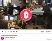 Promo video for FDUV's Skräddarsydd boendeservice