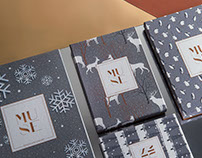 MUSE Xmas Chocolate Packaging