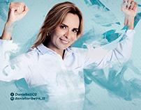 Dia Internacional da Mulher - Daniella Ribeiro