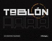 Tablón - Typeface (Free)