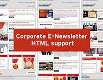 E-Newsletter HTML Support