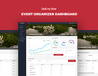 Event Organizer Dashboard | BookMyShow