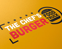 Branding The Chef's Burger
