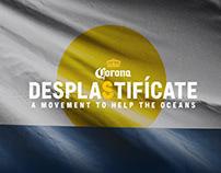 Desplastifícate - Corona