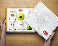 KIT Stella Artois - Copa Davis 2016