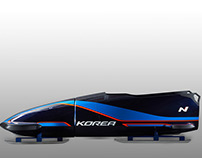 Korea Bobsleigh