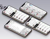 The TexasHoldem iOS & Android App