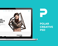 Polar - Responsive Multipurpose PSD Template