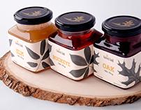 Forest Gold Wild Honey