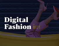 Digital Fashion Brand Work