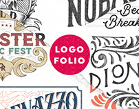 LOGOFOLIO - Lettering&Illustration