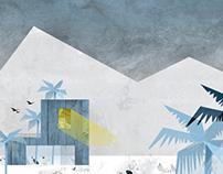 Arctic exoticism | Illustrations & London Mood Shop