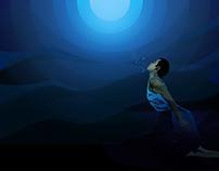 Into Deep Blue Sea