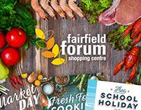 Fairfield Forum Campaign Creative
