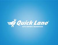 Tenés un momento, venís a Quick Lane.