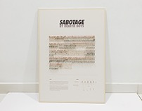 Data Visualzation - Sabotage