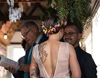 Cult Of One & CarvelArt Wedding