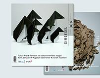 """Simge Antalis Conqueror"" Magazine Cover Competition"