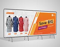 Banner & Invoice Design
