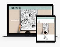 koverol.com | website development