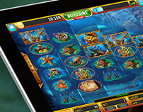 Sunken treasure - Slot game