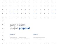 Proposal Presentation for Google Slides